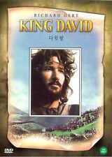 King David (1985) New Sealed DVD Richard Gere