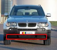 BMW NEW GENUINE X3 SERIES E83 03-06 FRONT BUMPER LOWER MESH GRILL 3400908