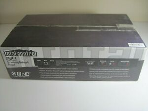 NEW IN BOX URC SNP-1 Streaming Audio Network Player