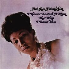 Aretha Franklin - I Never Loved A Man The Way I Love You 180G LP REISSUE NEW