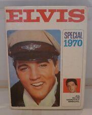 Elvis Presley Book- Elvis Special 1970 by Albert Hand Elvis Fan Club VERY RARE