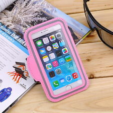 Running Jogging Gym Workout Sport Armband Case Cover for iPhone 6/6s 4.7 (Pink)