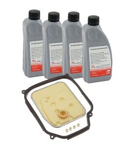 🔥OEM Automatic Transmission Service & Filter Kit For VW Golf Beetle Audi 90🔥