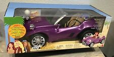 My Scene Jammin' in Jamaica my Beach Ride Buggy Car for Barbie doll NRFB purple