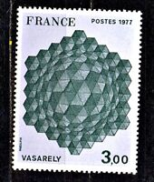 TIMBRE FRANCE  N° 1924  VASARELY  NEUF SANS CHARNIERE