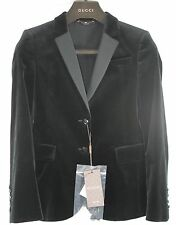 $ GUCCI Jacket Suit Coat Blazer 40 Women Lady Gift