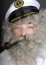 RUB 51935 Bart Seebär Marine Kapitän Karneval Fasching Zubehör Erwachsene braun