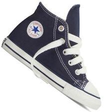 Ropa, calzado y complementos de niño azul Converse lona