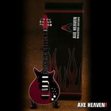"Axe Heaven Brian May Signature ""Red Special"" Mini Guitar Replica Collectible"