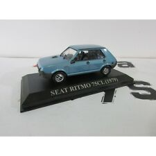 voiture 1/43 - seat ritmo 75CL 1979