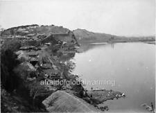 "Photo 1903 North Korea ""Korean Side of Yalu River"""