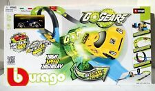 "Bburago ""High Speed Highway"" with Car -Race Car set- NEW IN BOX!"