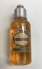 L'OCCITANE Shower Oil W/Almond Oil--Mini/Travel Size 1.18oz/35mL