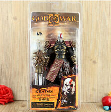"""7""""  God of War 2 Ghost of Sparta Kratos in Ares Armor PVC Action Figure Toy"""