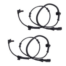 2PC FOR Ford Excursion F250 350 450 550 ABS Wheel Speed Sensor Front F81Z2C204BA