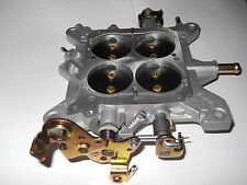 Holley 850-1000 CFM Double Pumper Complete Base Plate Assembly - Square Bore