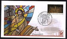 Vatikan 2013 FDC Nr.1757 Ostern