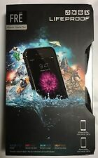 Authentic LifeProof Waterproof Fre Case For iPhone 6 Plus 6s Plus -Black -New