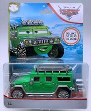CARS - T.J. HUMMER - Mattel Disney Pixar