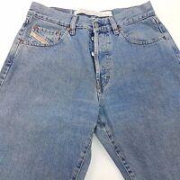 Diesel CHEYENNE Mens Vintage Jeans W31 L30 Blue Regular Fit Tapered High Rise