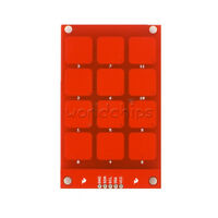 MPR121 Capacitive Touch Keypad Shield Module Sensitive key keyboard for arduino