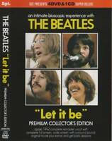 "THE BEATLES ""PREMIUM COLLECTOR'S EDITION"" / LET IT BE  SGT【4×DVD+1×CD】"