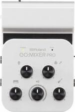 Roland Go:Mixer Pro Audio Mixer for Smartphones