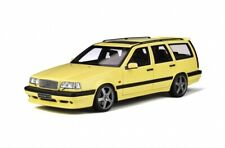VOLVO 850 T5-R Estate Kombi 850 Turbo T5 R gelb 1995 Resin Otto model 1:18