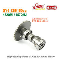 TZ-20 125cc 150cc Racing Camshaft GY6 Parts Chinese Scooter Motorcycle 152QMI