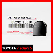 FACTORY TOYOTA PRIUS CAMRY 4RUNNER FRONT WIPER ARM CAP COVERS OEM 85292-13010
