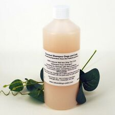 Coconut Dog/Puppy Shampoo Herbal 100 % Natural Chemical Free 500ml