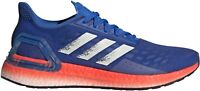 adidas Ultra Boost PB Mens Running Shoes Blue Lightweight Responsive Trainers
