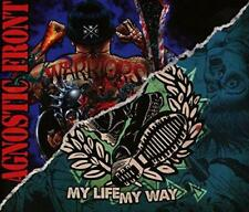 Agnostic Front - Warriors / My Life My Way (NEW 2CD)