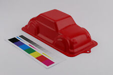 Vernice a Polvere Powder Coating Paint colore ROSSO RAL 3020 LUCIDO