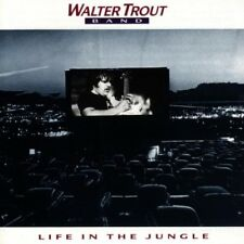 WALTER & BAND TROUT - LIFE IN THE JUNGLE  CD NEW+