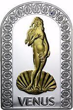 Andorra Silbermünze Venus von Milo 2012 Polierte Platte Silber Münze im Etui