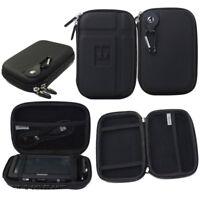Professional Black Hard Carry Case For TomTom Go 5200 520 Via & Start 52 53 Go