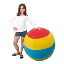 40 INCH GIANT EXTRA LARGE BEACH BALL - COOL SUMMER KIDS BIG FUN INFLATABLE TOY
