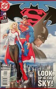 """°SUPERMAN/BATMAN #9° US DC 2003 """"The Supergirl From Krypton!,"""" 2 von 6"""