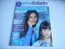 PSYCHO ENFANTS - LEUR DONNER LE MEILLEUR éducation 5 erreurs à éviter