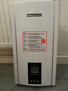 Guter elektronischer Durchlauferhitzer 21 kW - 400 V MARKENGERÄT
