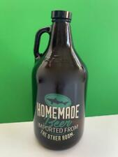 2020 Dogfish Head Craft Beer Delaware Brewery 64 oz. Glass Official Growler NEW