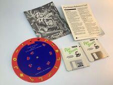 Pipe Dream Amiga Commodore BIG box~Vintage PD diskette video game