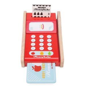 Le Toy Van Credit Card Machine