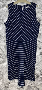 Girls Age 9-10 Years - M&S Striped Dress