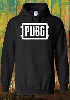 PUBG Logo Multiplayer Battle Royal Men Women Unisex Top Sweatshirt Hoodie 2098