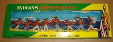 SOLDATINI ART.518 INDIANS ADVENTURE SET SWOPPET (ATLANTIC/TIMPO/DULCOP)