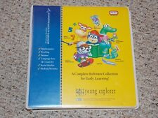 Little Tikes IBM Young Explorer Software With Installation And Teaching Manual
