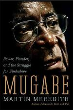 Mugabe: Power, Plunder, and the Struggle for Zimbabwe (Paperback or Softback)