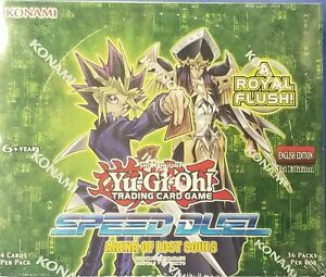 Yugiho 14 assorted  Booster boxes